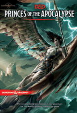 WOTC Dungeons & Dragons: Princes of the Apocalypse