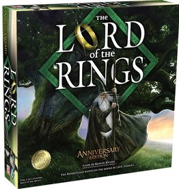 Fantasy Flight Lord of the Rings Board Game Anniversary Edition