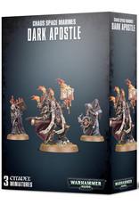 Games Workshop Warhammer 40K: Chaos Space Marines Dark Apostle