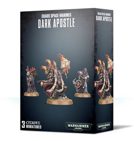 Games Workshop Warhammer 40K: Chaos Space Marines Dark Apostle