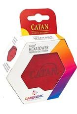 Gamegenic Catan Hexatower-Red