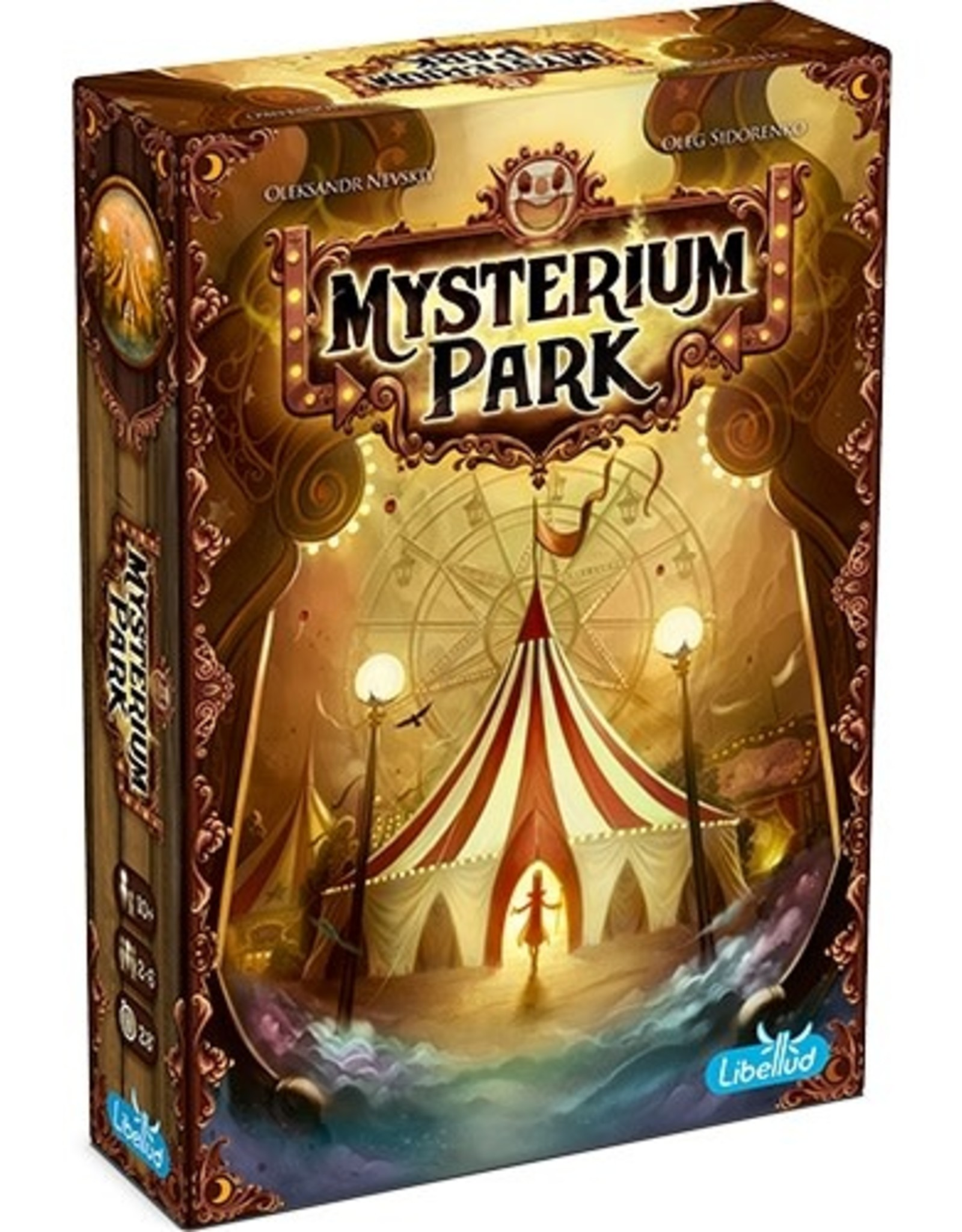AsmodeeNA Mysterium Park