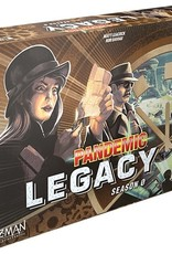 Z-Man Games Pandemic Legacy Season 0