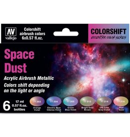 Vallejo The Shifters: Space Dust Paint Set