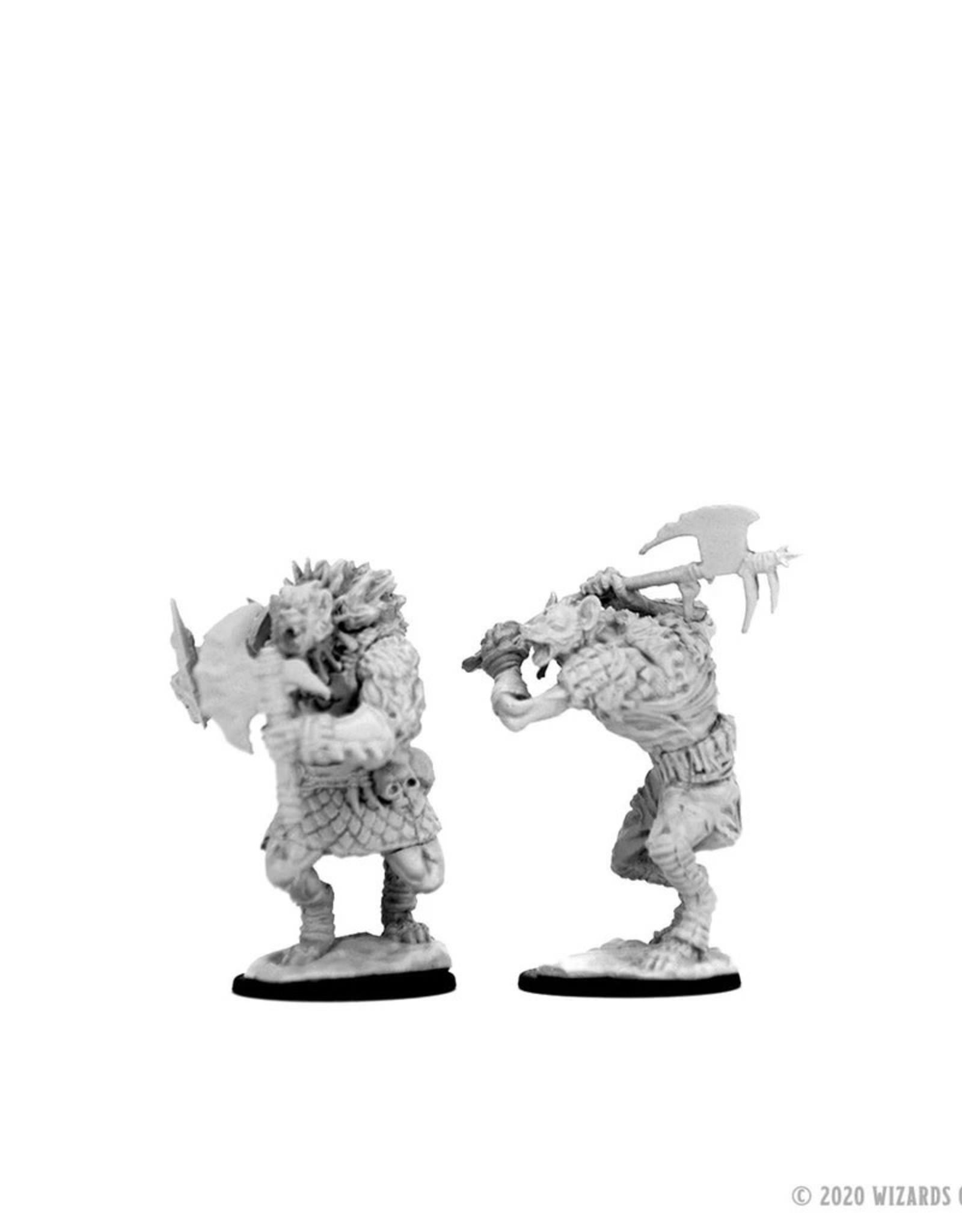 D&D Mini: NM Primed: Gnolls