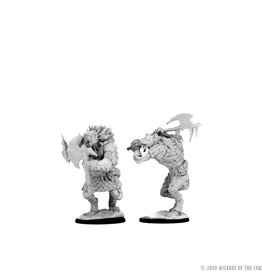 D&D Mini: NM Primed: Gnolls