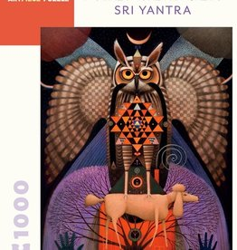 Pomegranate 1000 pc John Simpkins: Sri Yantra Puzzle