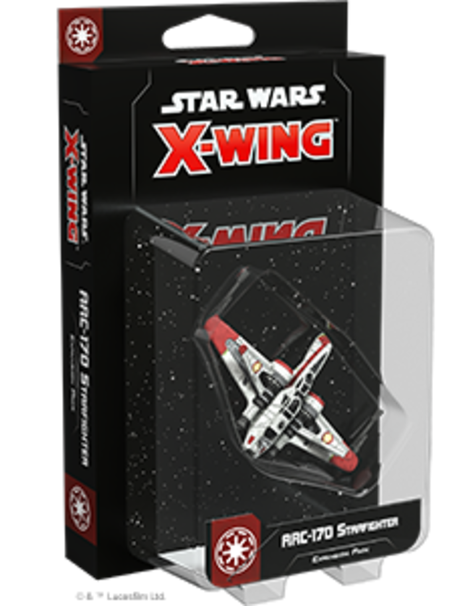 FFG Star Wars X-Wing 2.0: ARC-170 Starfighter Expansion Pack