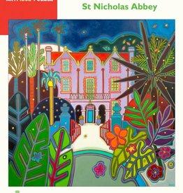 Pomegranate 1000 pc Darlene Kulig: St Nicholas Abbey Puzzle