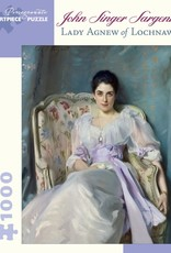 Pomegranate 1000 pc John Singer Sargent: Lady Agnew of Lochnaw Puzzle