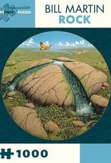 Pomegranate 1000 pc Bill Martin: Rock Puzzle