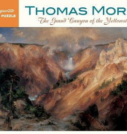 Pomegranate 1000 pc Thomas Moran: The Grand Canyon of the Yellowstone Puzzle