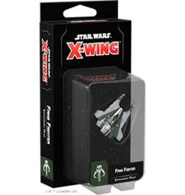 FFG Star Wars X-Wing 2.0: Fang Fighter Expansion Pack