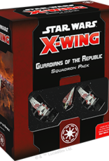 FFG Star Wars X-Wing 2.0: Guardians of the Republic Squadron Pack