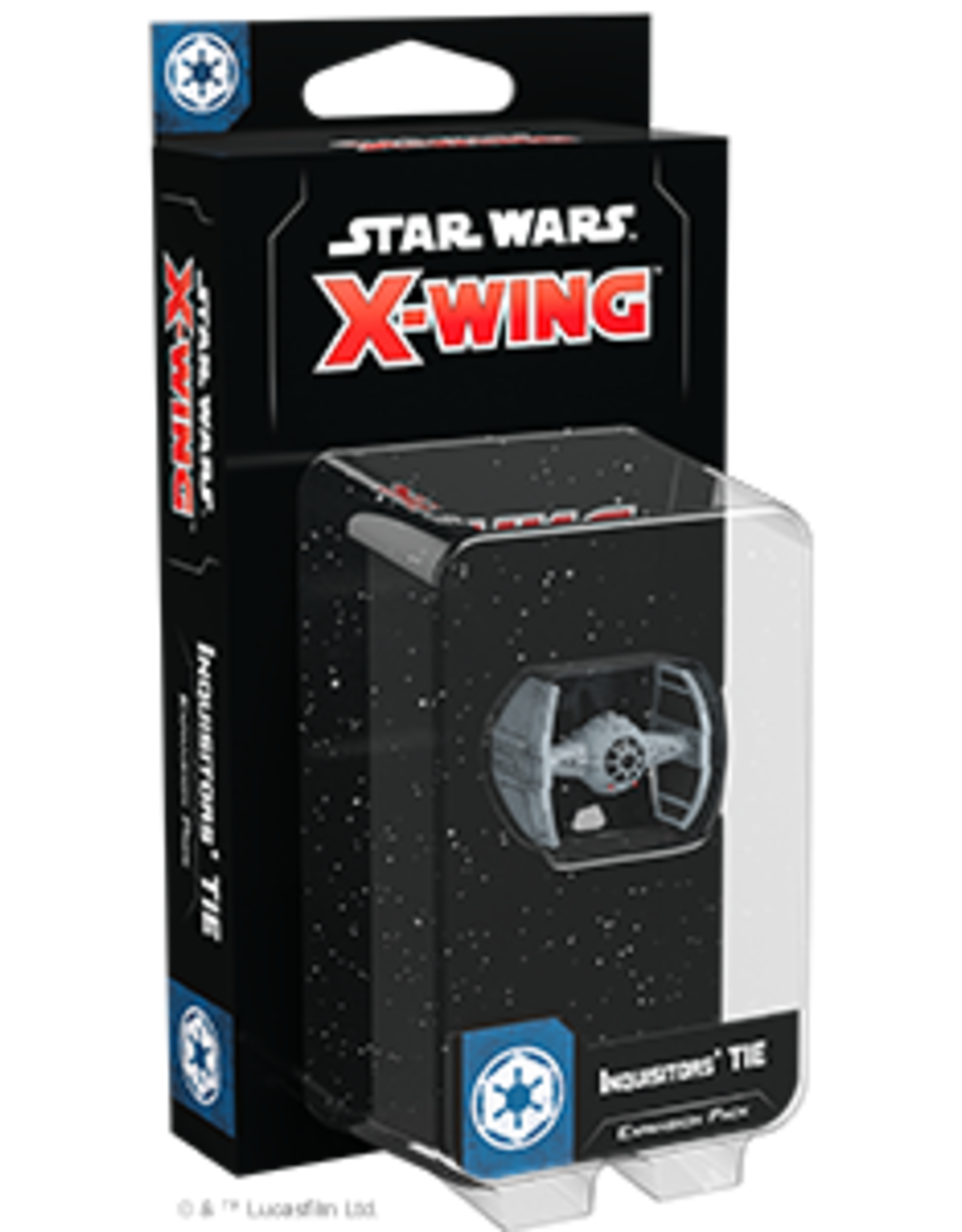 FFG Star Wars X-Wing 2.0: Inquisitors Tie Expansion Pack