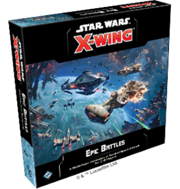 FFG Star Wars X-Wing 2.0: Epic Battles Multiplayer Expansion