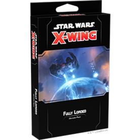 FFG Star Wars X-Wing 2.0: Fully Loaded Devices Pack