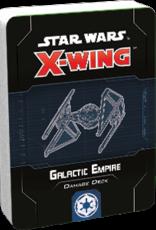 FFG Star Wars X-Wing 2.0: Galactic Empire Damage Deck
