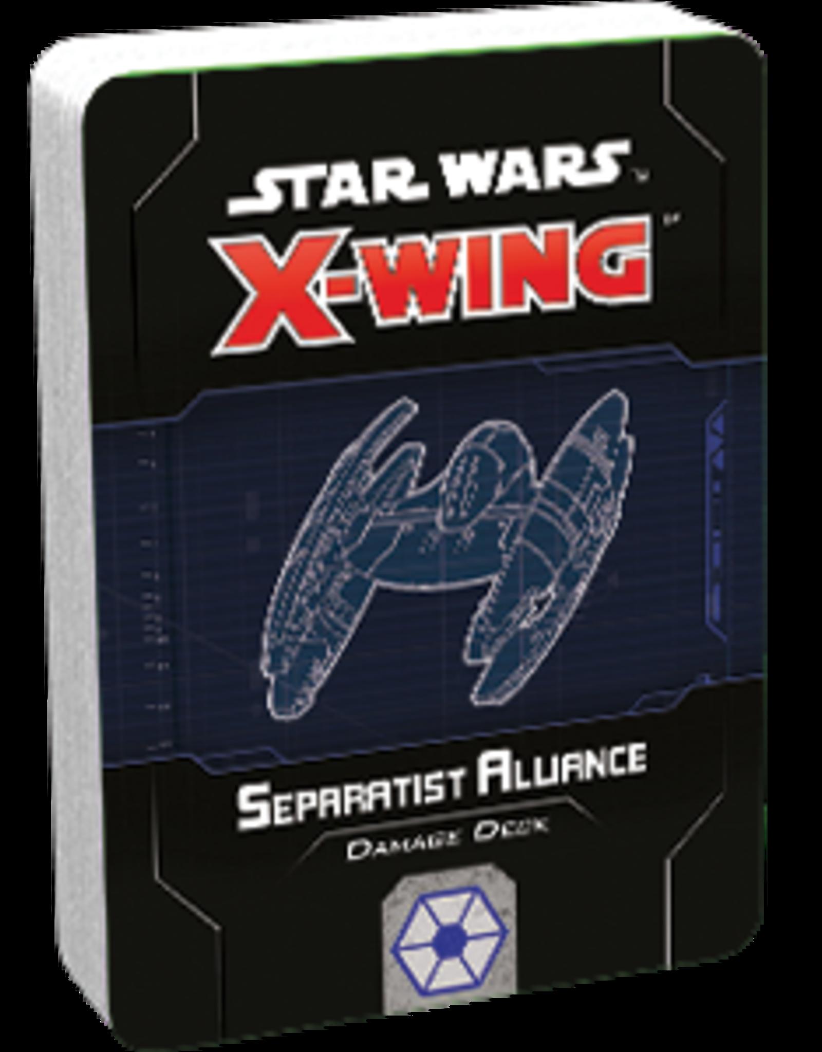 FFG Star Wars X-Wing 2.0: Separatist Alliance Damage Deck