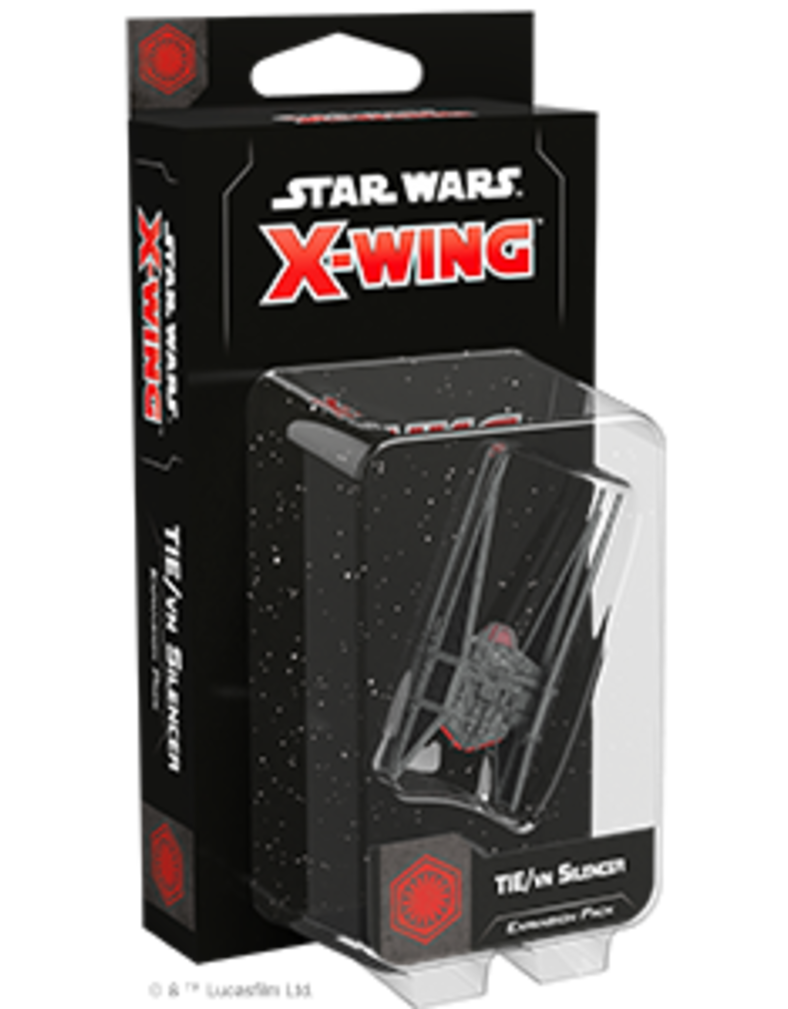 FFG Star Wars X-Wing 2.0: TIE/vn Silencer Expansion Pack