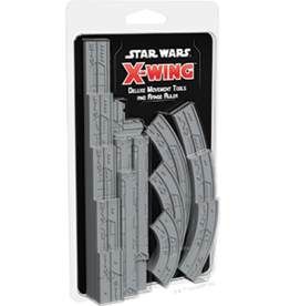 FFG Star Wars X-Wing 2.0: Deluxe Movement Tools & Range Ruler Pack