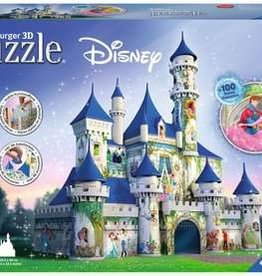 Ravensburger Puzzle 216 Pieces: Disney Castle 3D
