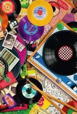 Ravensburger Puzzle 500 Pc LF: Viva Le Vinyl