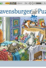 Ravensburger Puzzle 500 Pc LF: Cat Nap