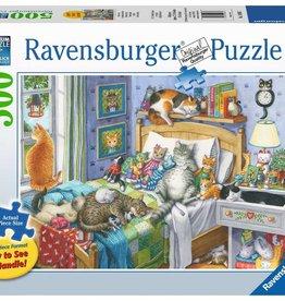 Ravensburger Puzzle 500 Pc LF: Cat Nap