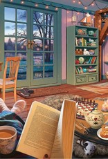 Ravensburger Puzzle 500 Pc LF: Cozy Retreat