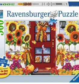 Ravensburger Puzzle 500 Pc LF: Autumn Birds