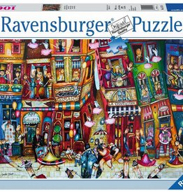Ravensburger Puzzle 1000 Piece: When Pigs Fly