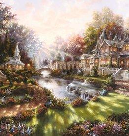 Ravensburger Puzzle 1000 Piece: Morning Glory