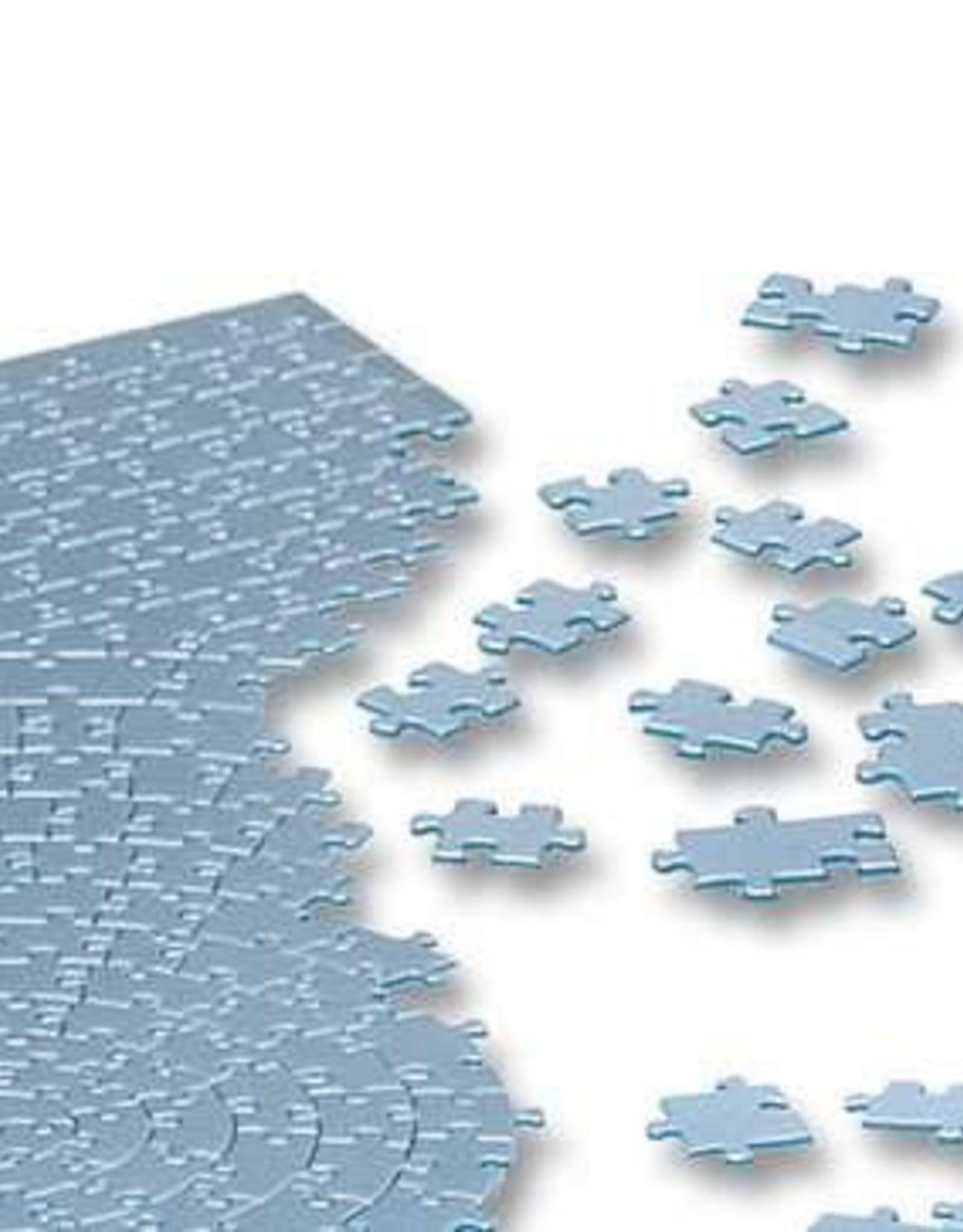 Ravensburger Puzzle 650 Piece: Krypt Silver