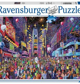 Ravensburger Puzzle 500 Pc: New Years in Times Square
