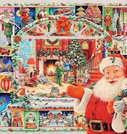 Ravensburger Puzzle 500Pc: The Christmas Shop