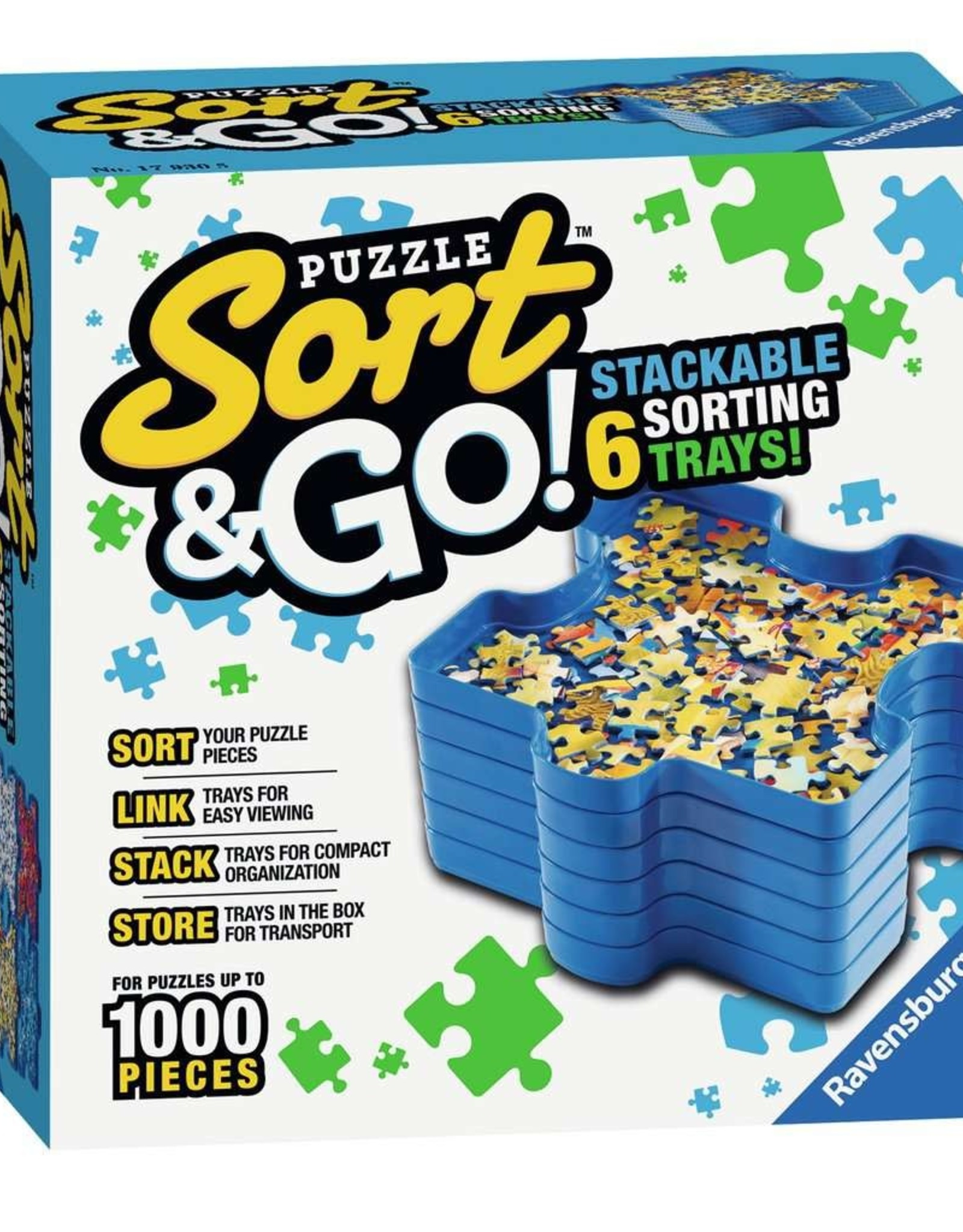 Ravensburger Puzzle Sort & Go