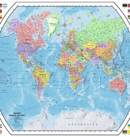 Ravensburger Puzzle 1000Pc: Political World Map