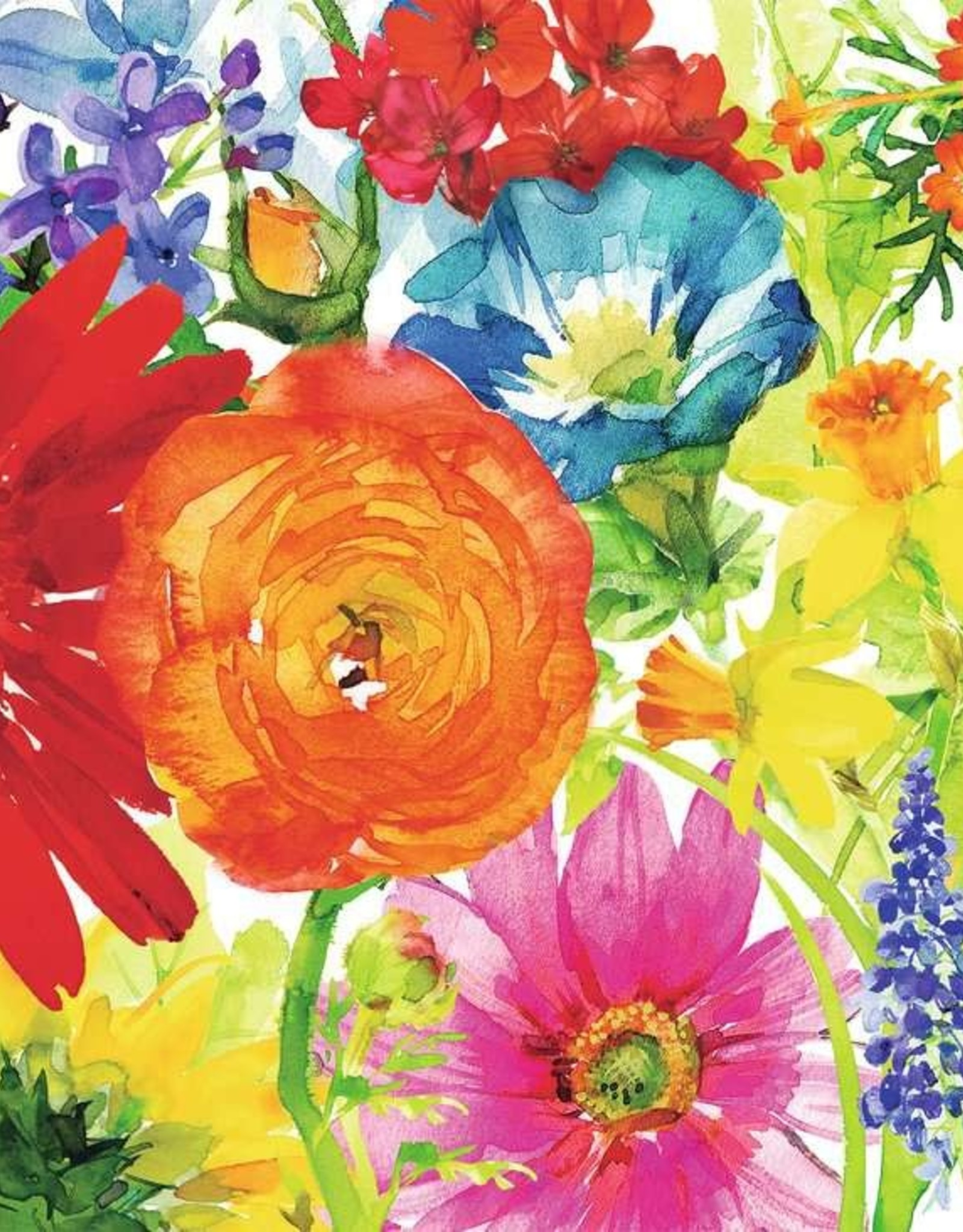 Ravensburger Puzzle 1000Pc: Abundant Blooms