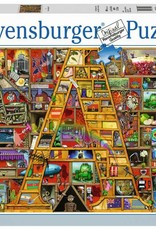 "Ravensburger Puzzle 1000Pc: Awesome ""A"""