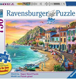 Ravensburger Puzzle 750 Pc LF: Romantic Sunset