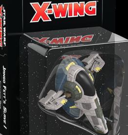 FFG X-Wing 2.0 Jango Fett's Slave 1