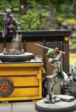 Atomic Mass Marvel Crisis Protocol Gamora and Nebula Character Pack
