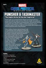 Atomic Mass Marvel Crisis Protocol:  Punisher and Taskmaster