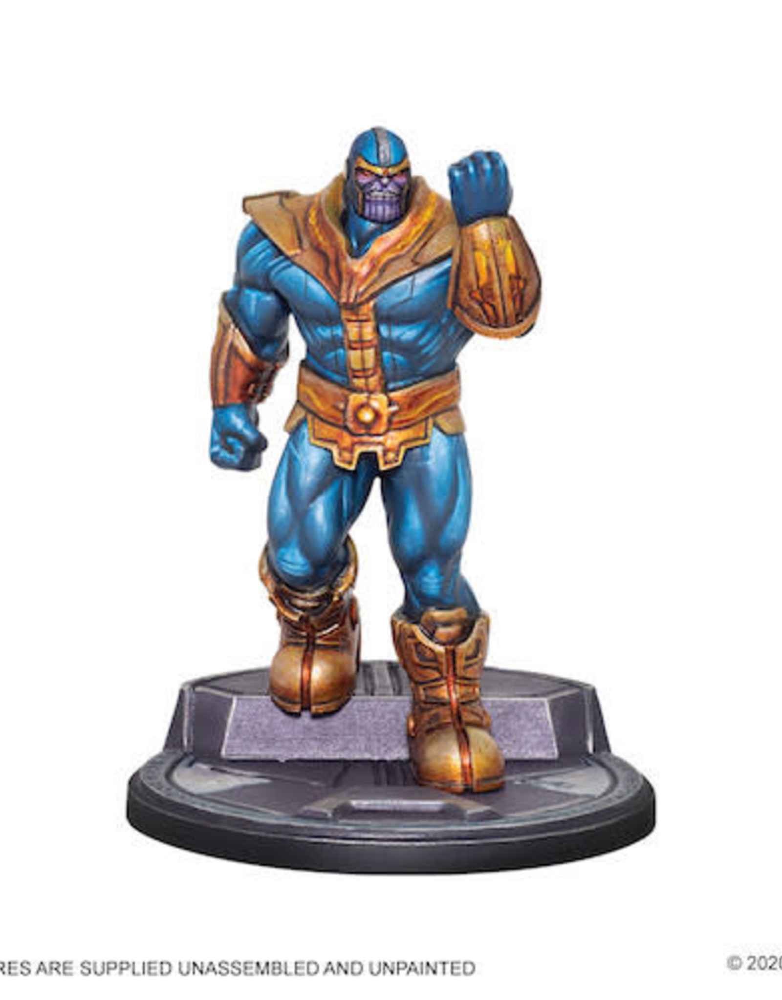 Atomic Mass Marvel Crisis Protocol Thanos