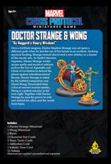 Atomic Mass Marvel Crisis Protocol Doctor Strange and Wong