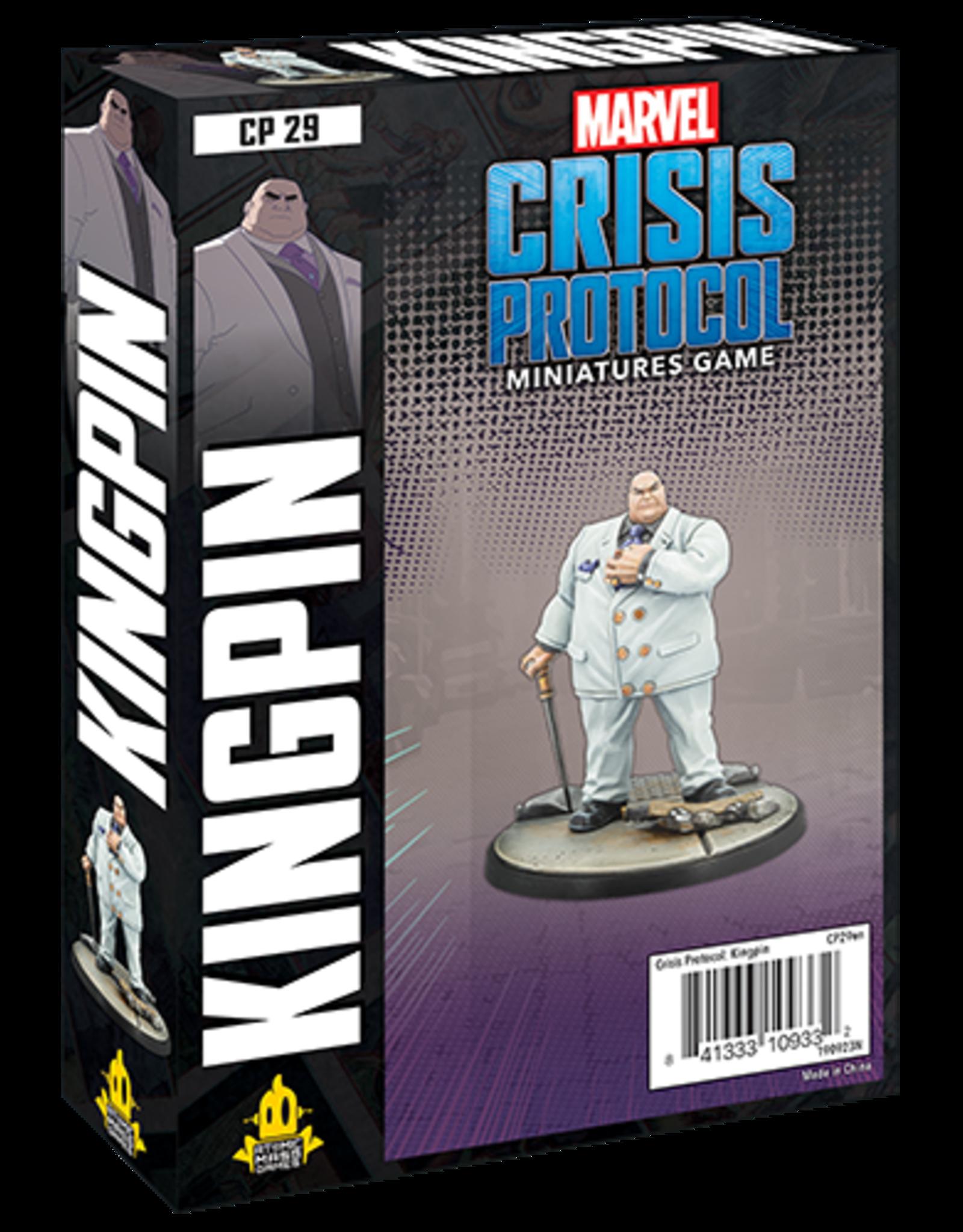 Atomic Mass Marvel Crisis Protocol: Kingpin