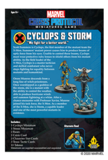 Atomic Mass Marvel Crisis Protocol: Cyclops and Storm