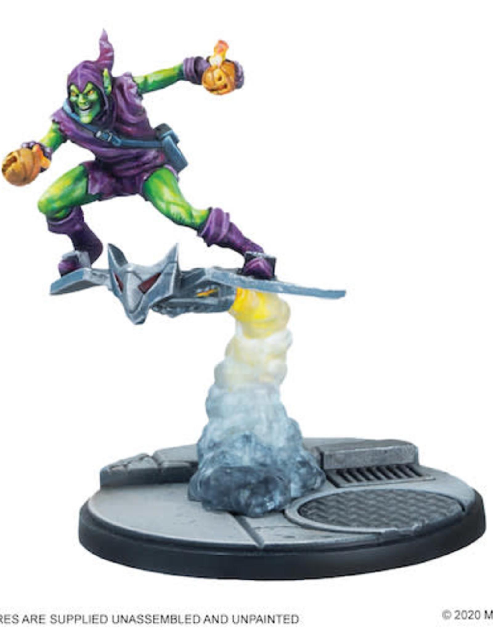 Atomic Mass Marvel Crisis Protocol: Green Goblin