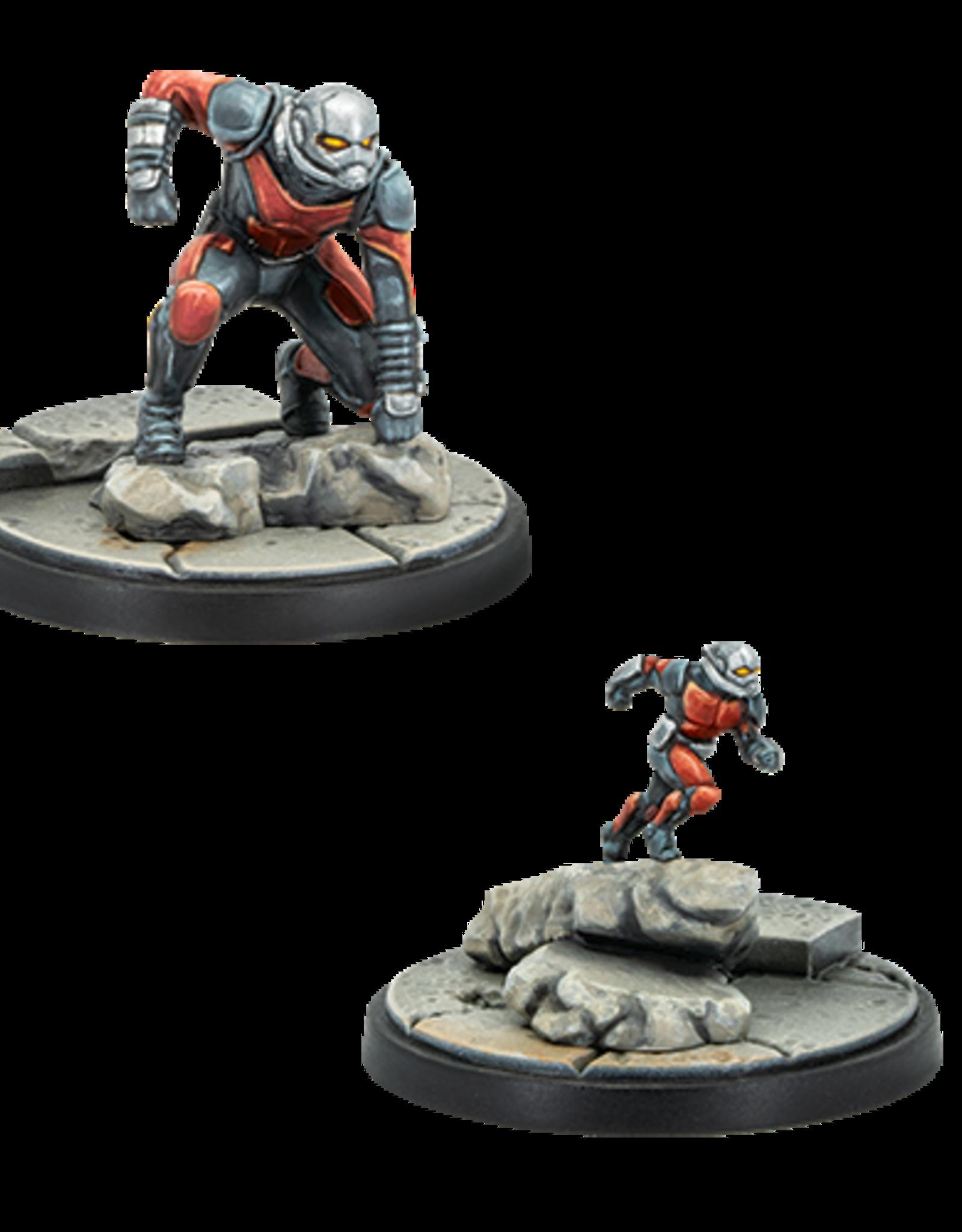 Atomic Mass Marvel Crisis Protocol Ant-Man and Wasp